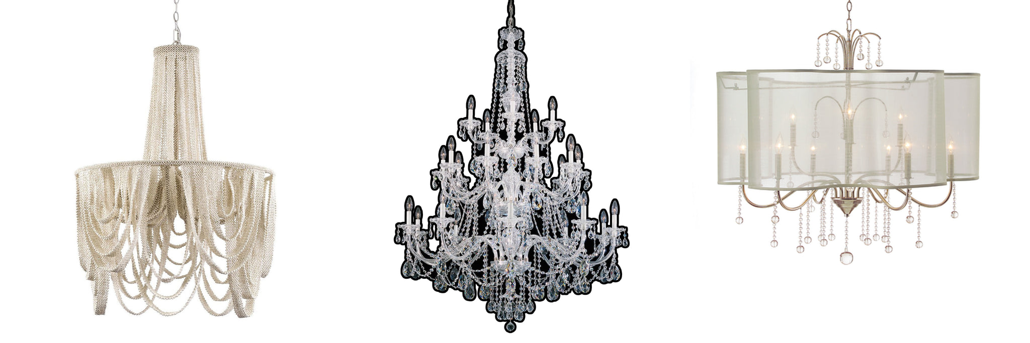 decorative French chandelier