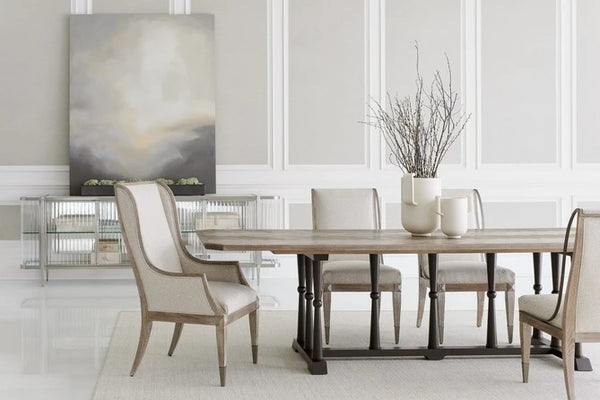 Caracole Classic Dinner Circuit 96 Dining Table