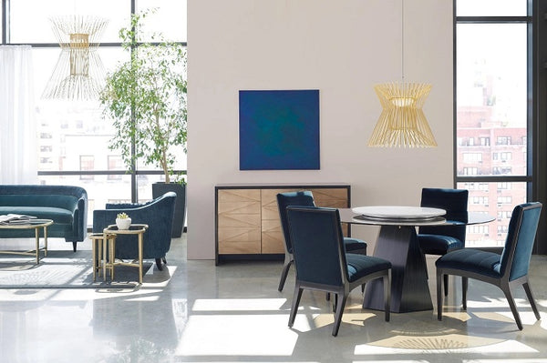 Caracole Edge Dining Room Vector Dining Table