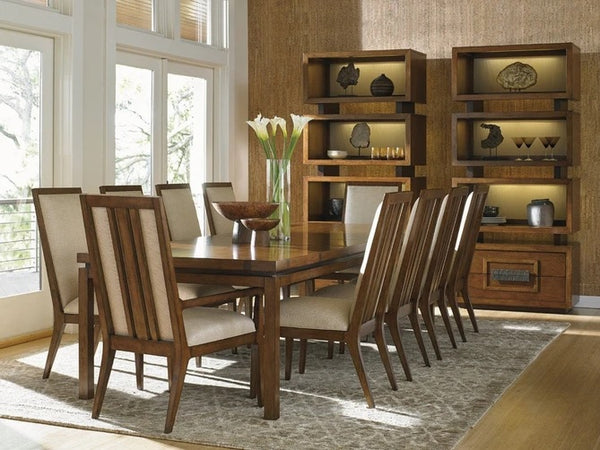 Tommy Bahama Home Island Fusion Marquesa Rectangular Dining Table