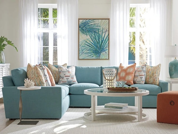 Tommy Bahama Home Ocean Breeze Rivershores Sectional
