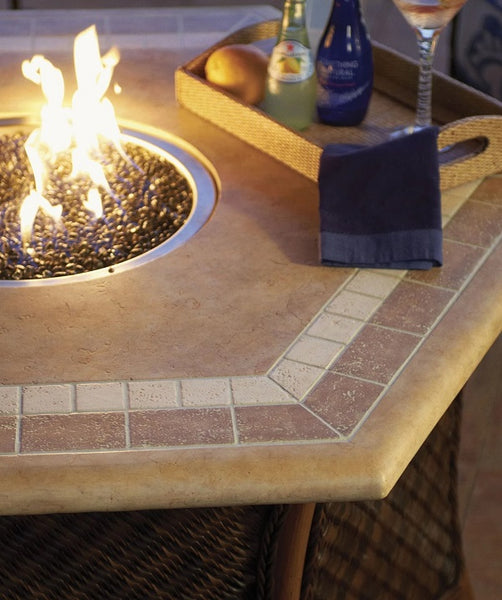 Tommy Bahama Outdoor Island Estate Lanai Fire Pit