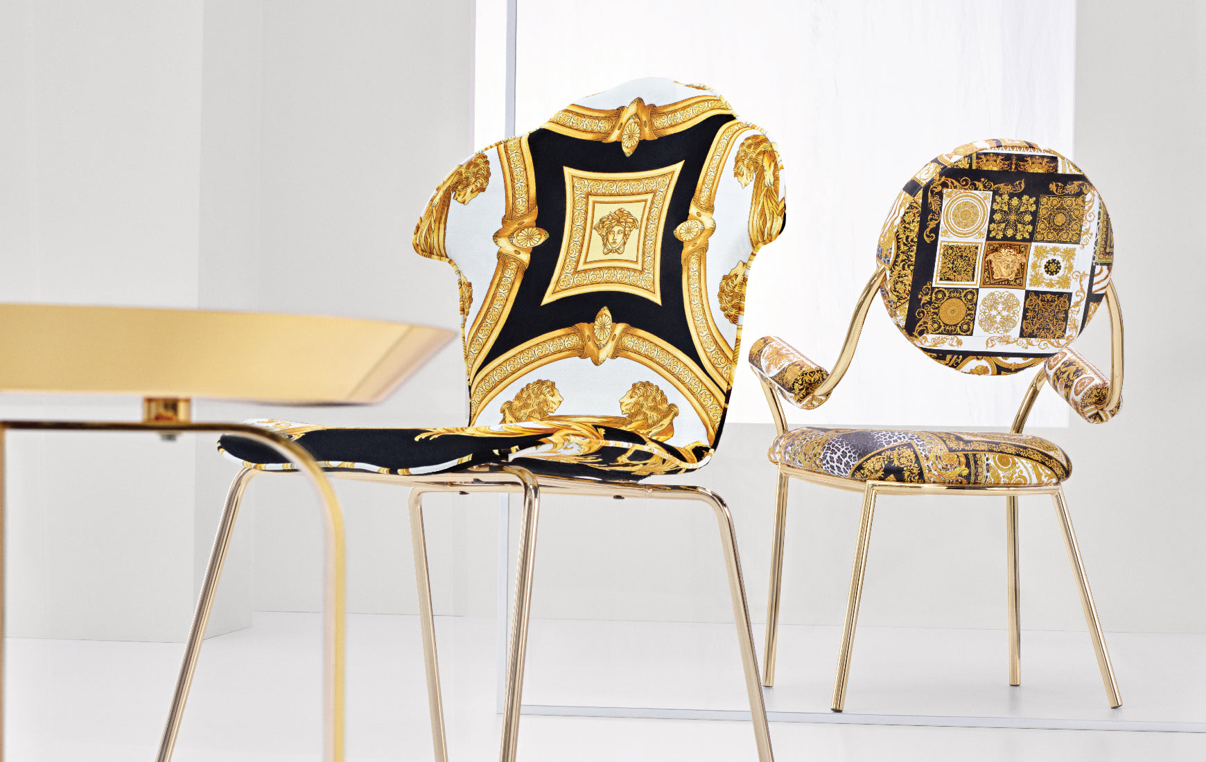 Versace Chairs