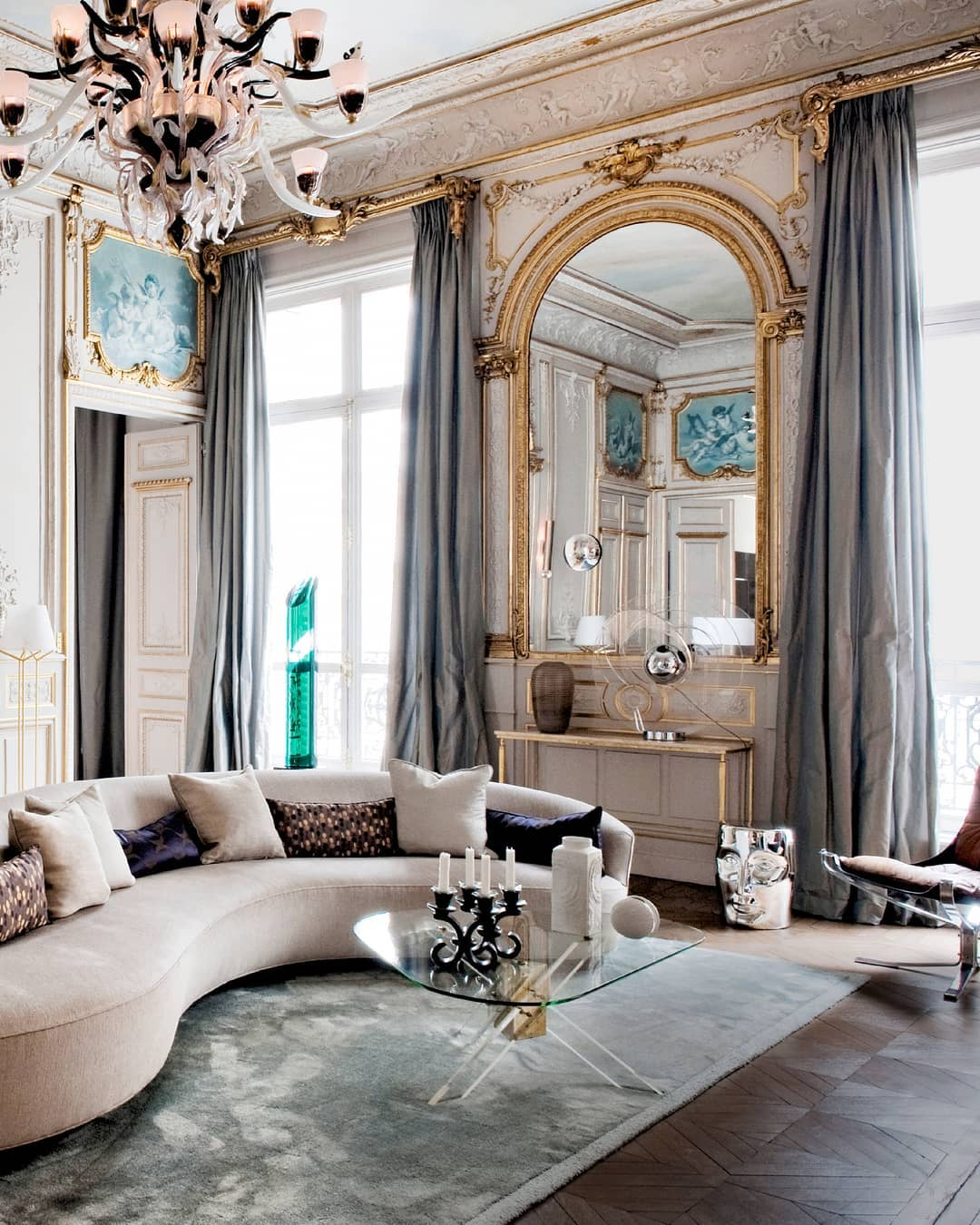 How to: Parisian Style Home Decor