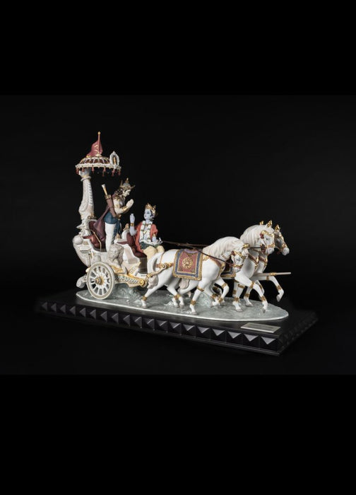 Lladro Gita Saar Sculpture - Limited Edition