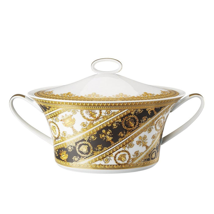 Versace Vegetable Bowl Covered I Love Baroque