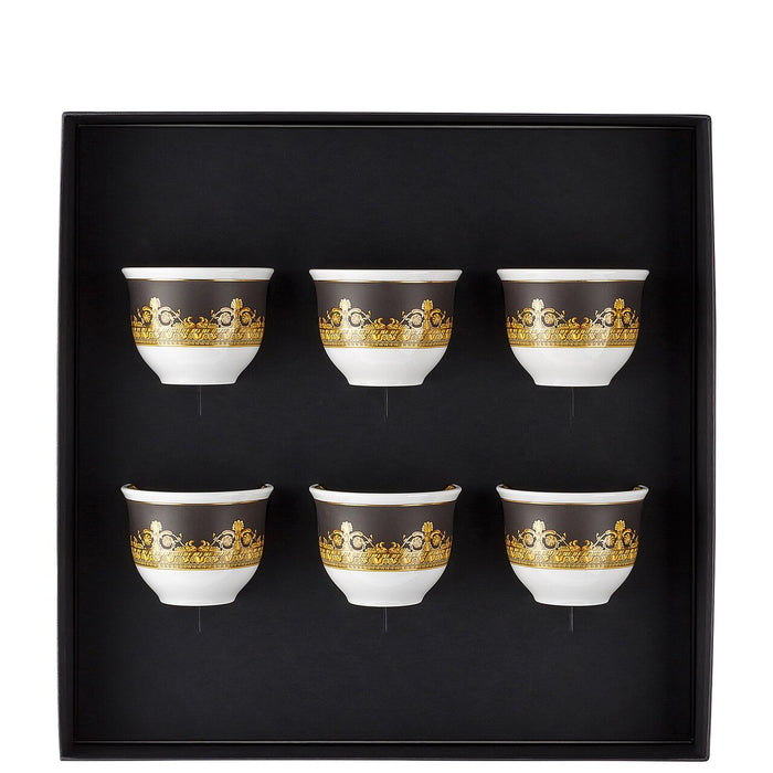 Versace Mugs Small Without Handle I Love Baroque (Set Of 6)