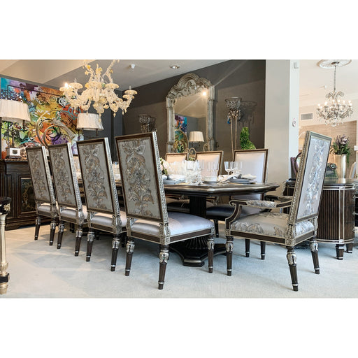 Marge Carson Grand Traditions Dining Set Floor Sample