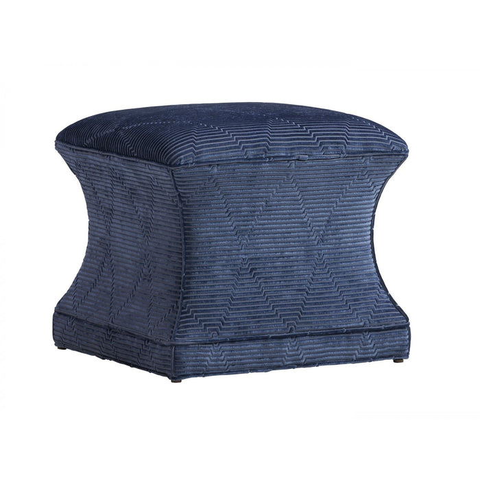 Lexington Carlyle Sutton Ottoman