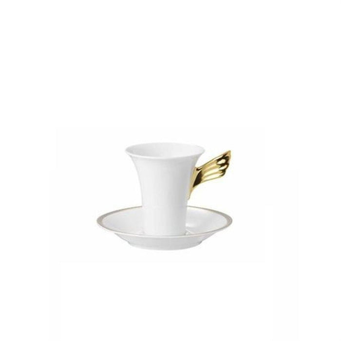 Versace Saucer High 6 Inch Medusa D-Or