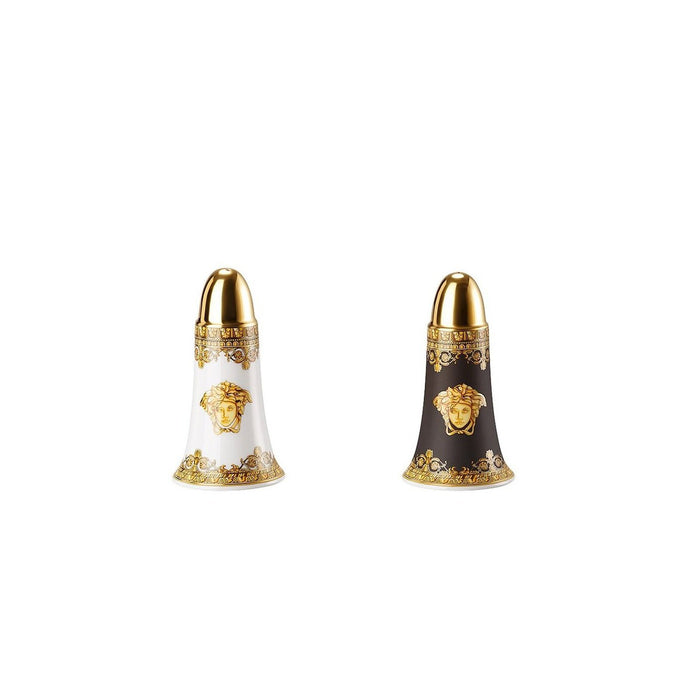 Versace Salt And Pepper Shaker Set 2 Pcs I Love Baroque