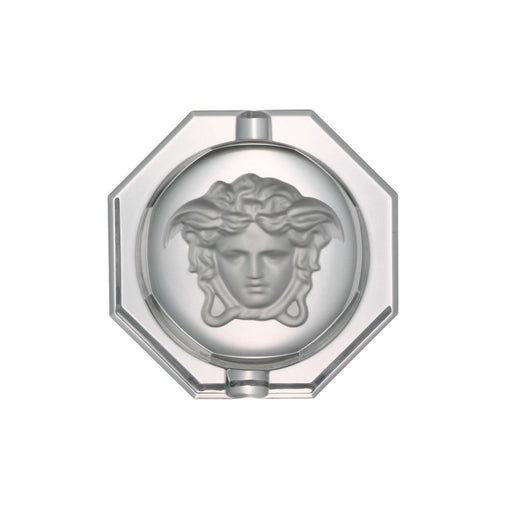 Versace Medusa Lumiere - Ashtray, 6 1/4 inch