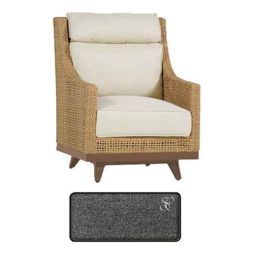 Summer Classics Peninsula Speaker Spring Lounge Chair
