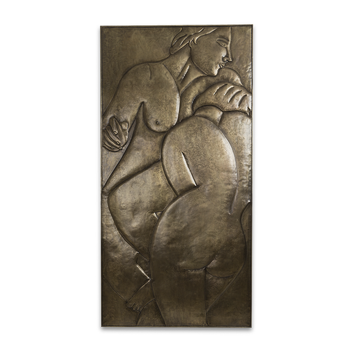 Christopher Guy Femmes/Brass Wall Decor