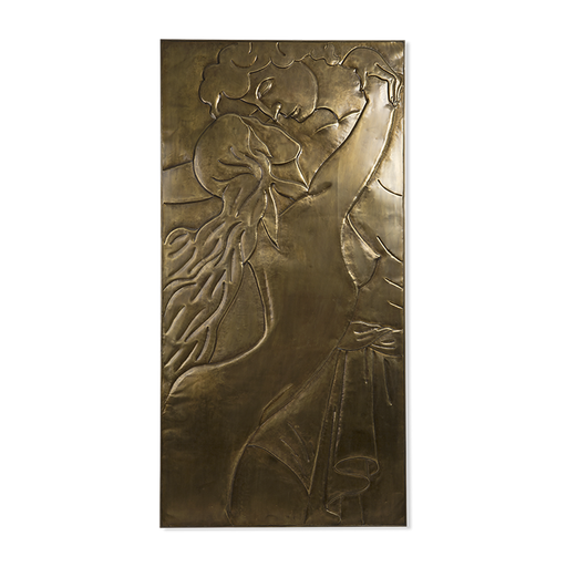 Christopher Guy Amoureux/Brass Wall Decor