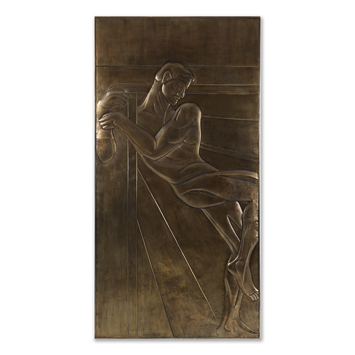 Christopher Guy Athos/Brass 31 Wall Decor