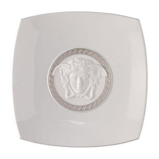 Versace Medusa Silver - Candy Dish 8 1/2""