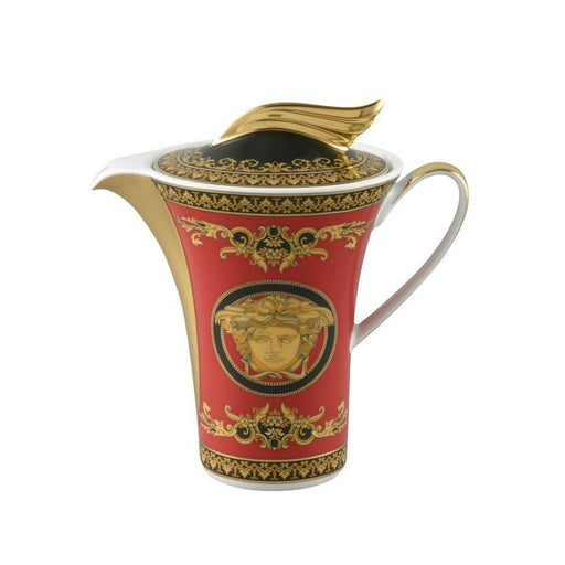 Versace Medusa Red - Creamer, Covered