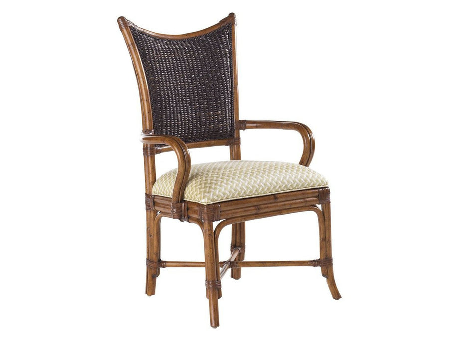 Tommy Bahama Home Island Estate Mangrove Arm Chair