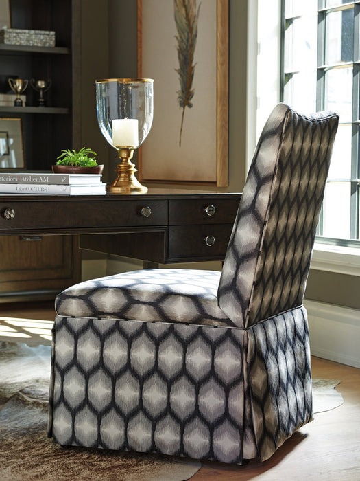Barclay Butera Upholstery Mackenzie Dining Side Chair