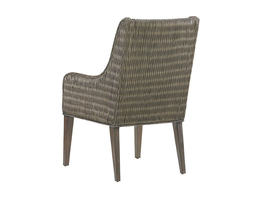 Tommy Bahama Home Cypress Point Brandon Woven Arm Chair