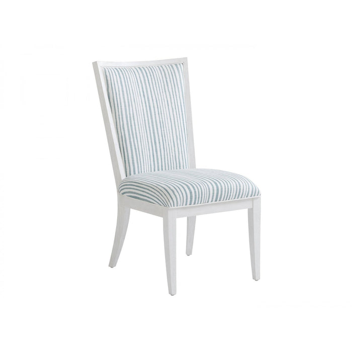 Tommy Bahama Home Ocean Breeze Sea Winds Upholstered Side Chair
