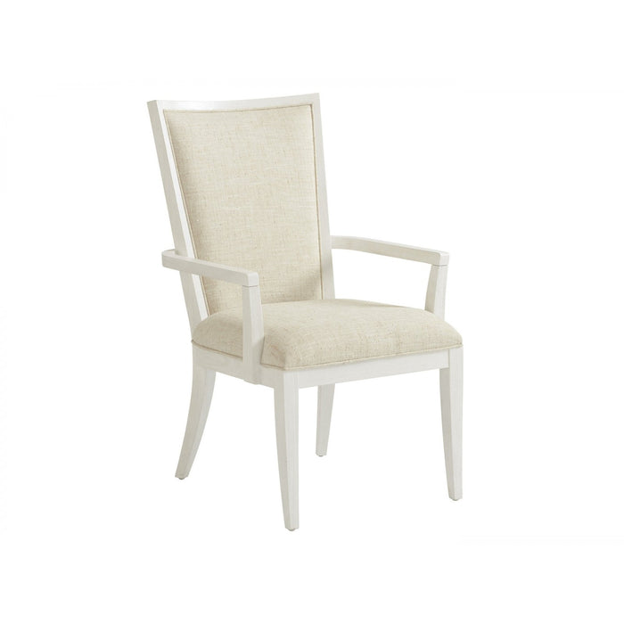 Tommy Bahama Home Ocean Breeze Sea Winds Upholstered Arm Chair