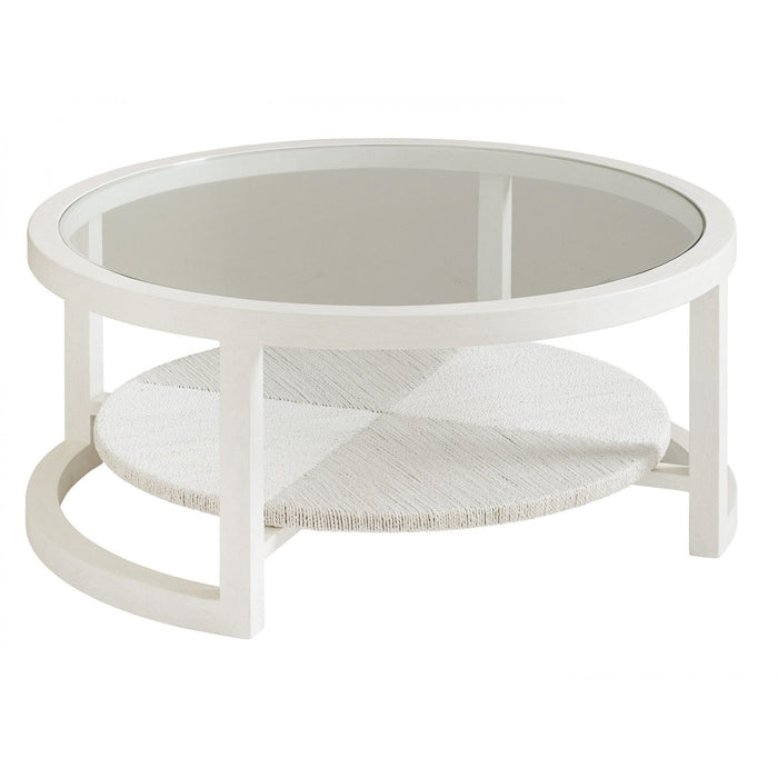 Tommy Bahama Home Ocean Breeze Pompano Round Cocktail Table