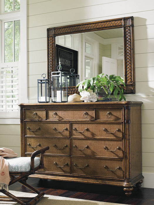 Tommy Bahama Home Bali Hai Breakers Double Dresser