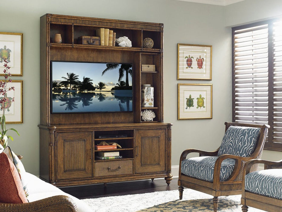 Tommy Bahama Home Bali Hai Pelican Cay Entertainment Deck