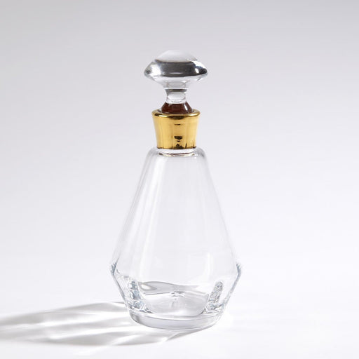 Global Views Decanter-Gold