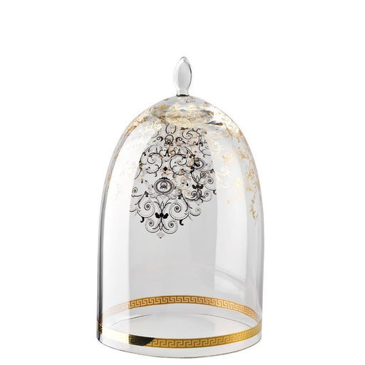 Versace Medusa Gala - Glass Dome for Etagere, 2 Tiers