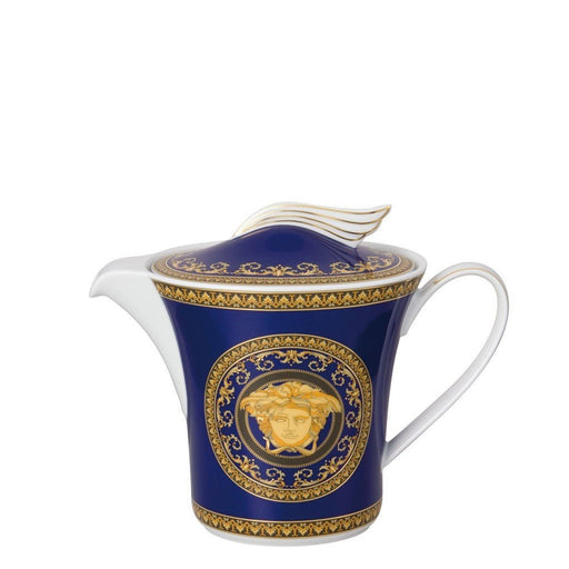 Versace Medusa Blue - Tea Pot
