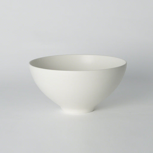 Global Views Palma Bowl Matte White