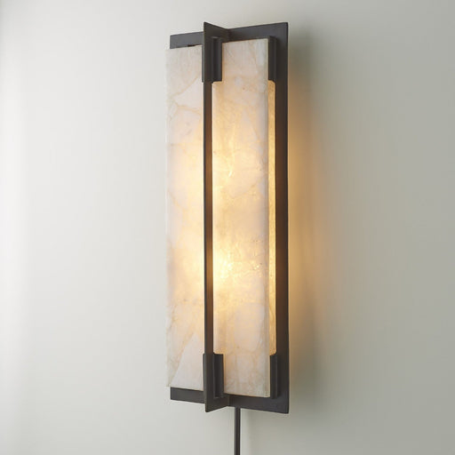 Global Views Paris Quartz Sconce