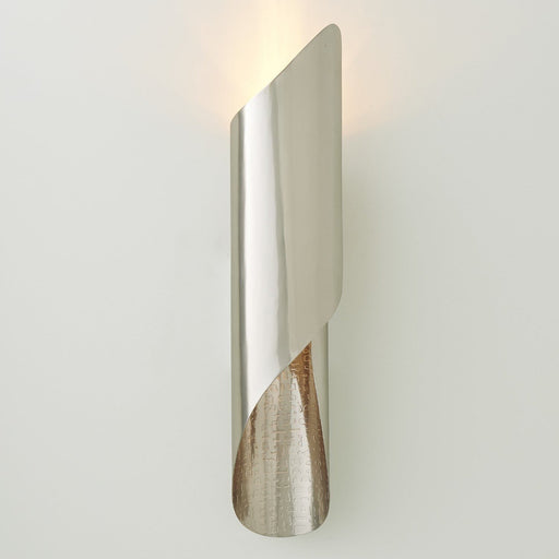 Global Views Curl Wall Sconce Hardwired