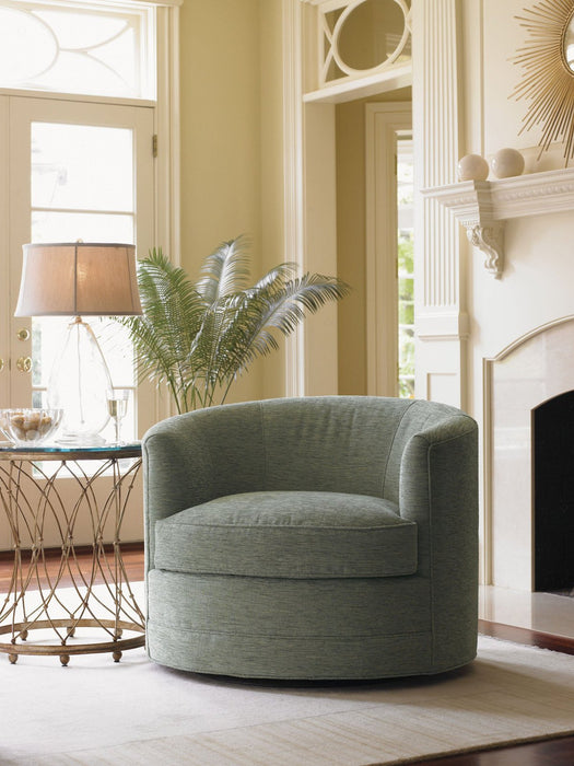 Lexington Upholstery Graniers Swivel Chair