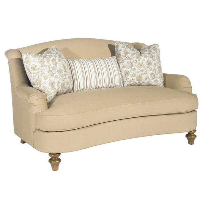 Lexington Upholstery Diane Settee