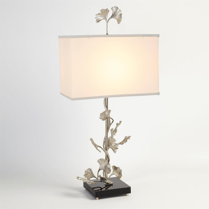 Global Views Ginkgo Table Lamp