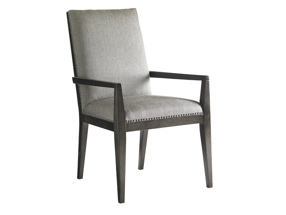 Lexington Carrera Vantage Upholstered Arm Chair