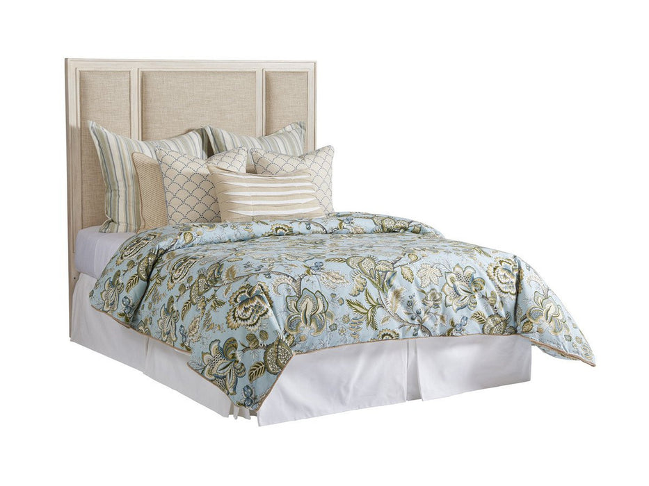 Barclay Butera Newport Crystal Cove Upholstered Panel Bed