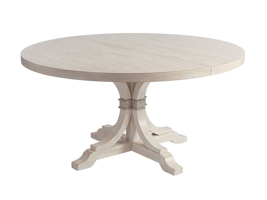 Barclay Butera Newport Magnolia Round Dining Table