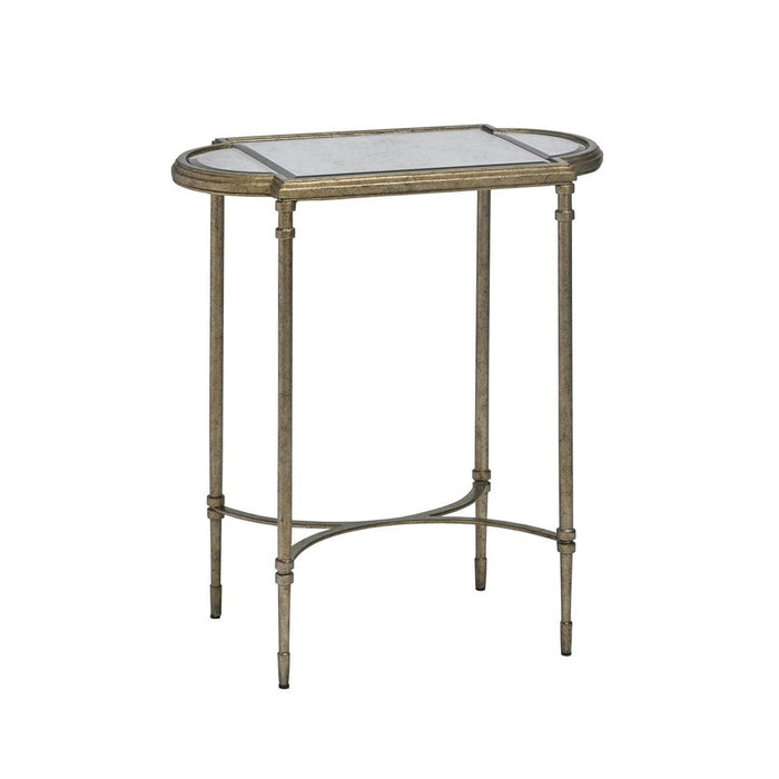 Marge Carson Arcadia Chairside Table