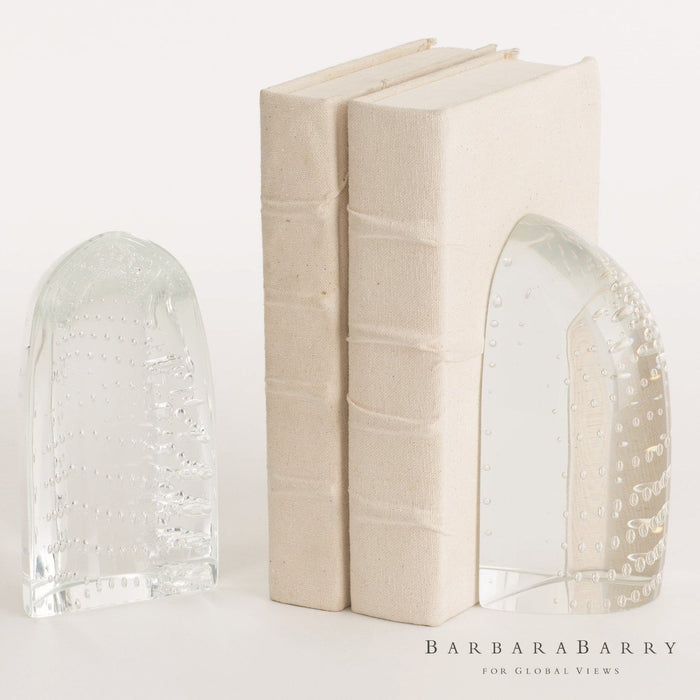 Global Views Iceberg Bookends