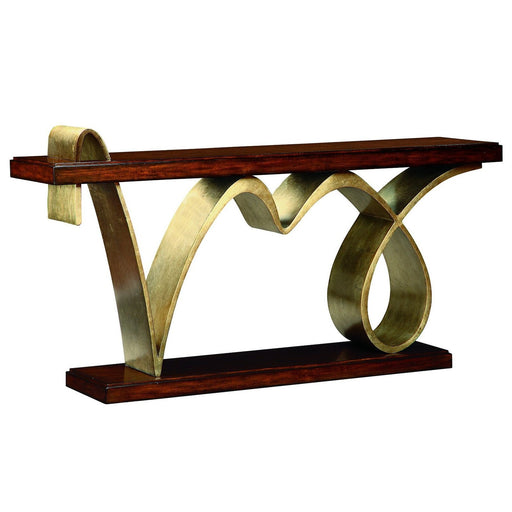 Marge Carson Bolero Console Table