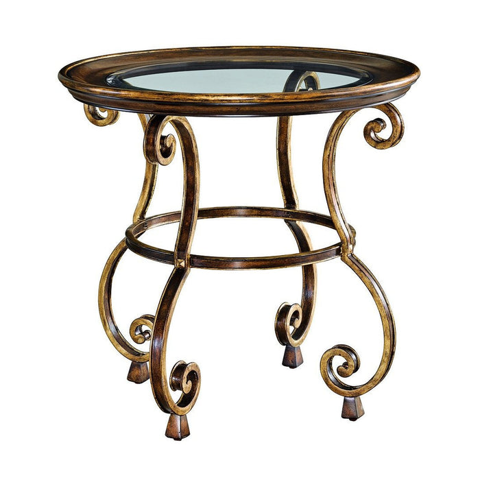 Carson Aria End Table