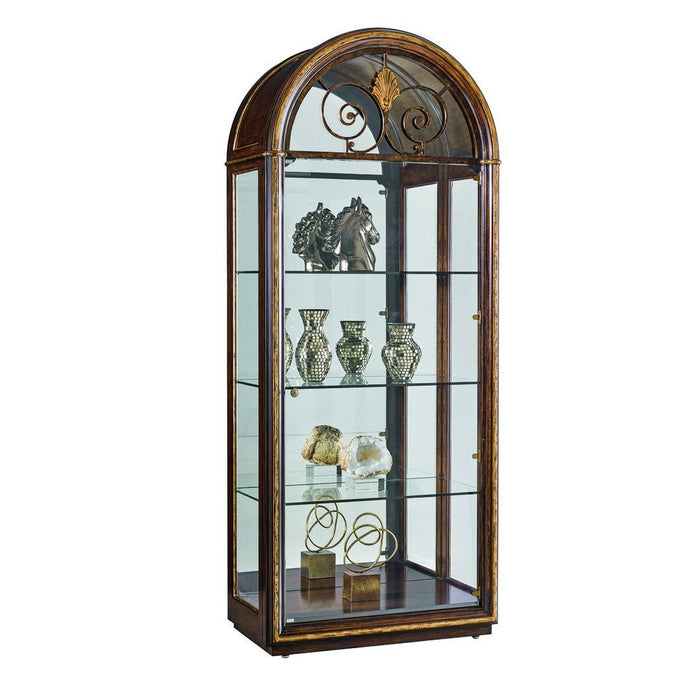 Carson Aria Display Cabinet