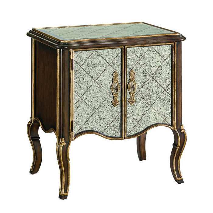 Carson Aria Nightstands