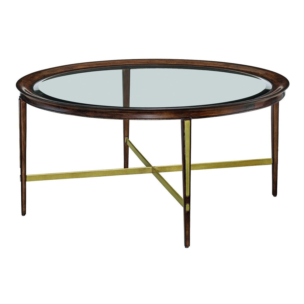 Carson Lyric Cocktail Table