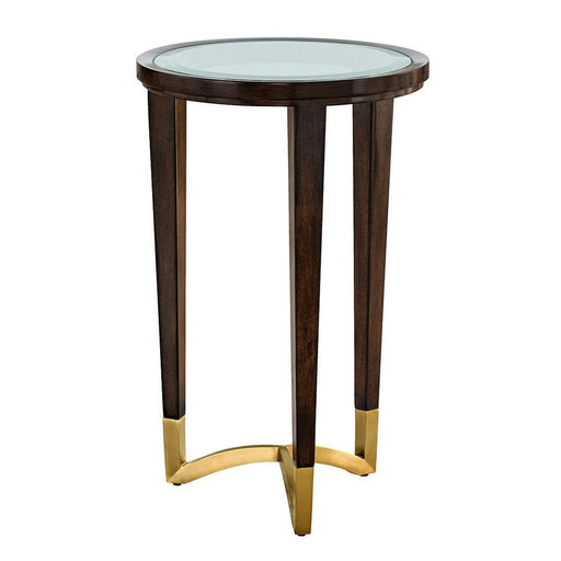 Carson Lyric Chairside Table